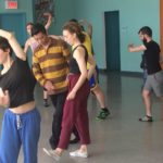 Process Workshops with Pier 35 Festival Commissioned Artists