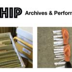 Flyer for IN KINSHIP: Archives & Performance Felllowship